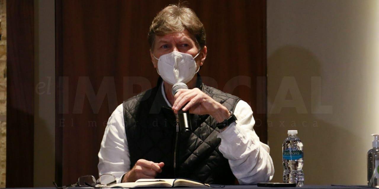 Enrique de la Madrid cuestiona Reforma Eléctrica de AMLO   El Imparcial de Oaxaca