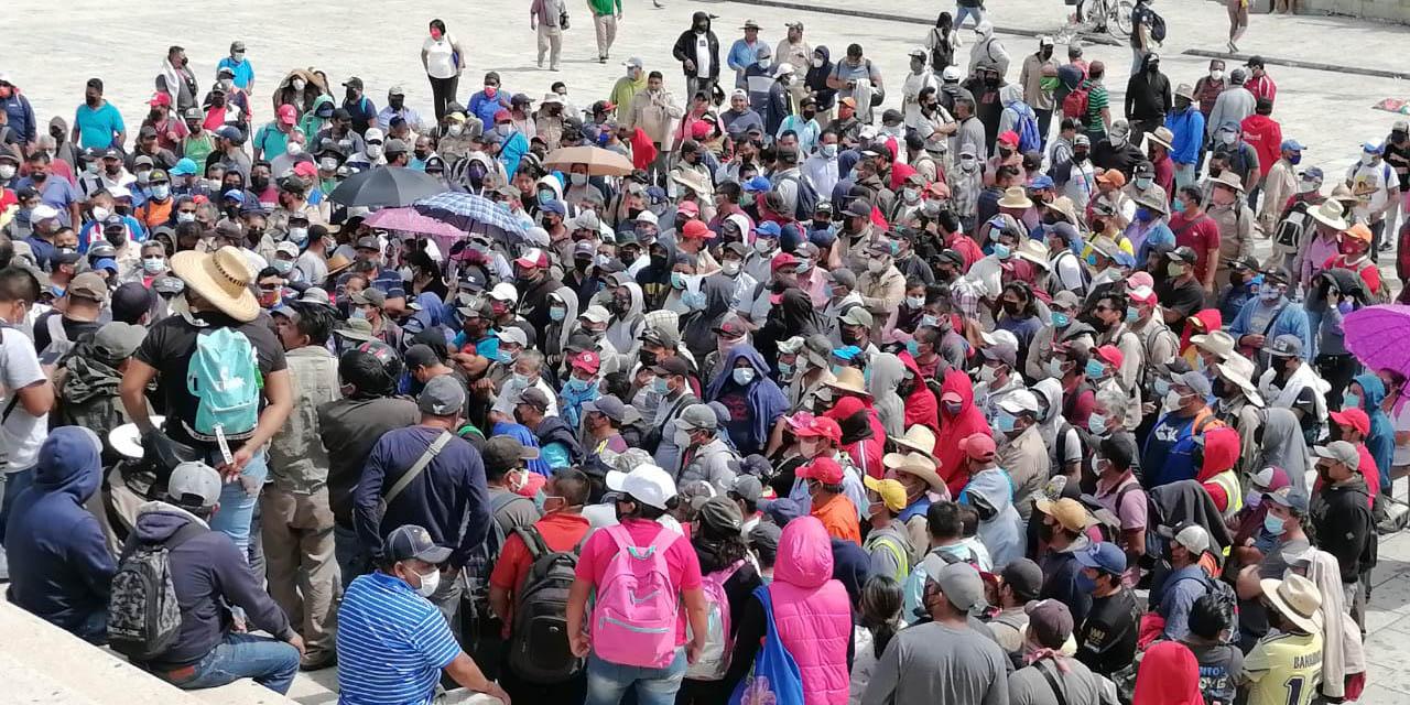 Tras receso, Sindicato Independiente 3 de Marzo retoma discusión de acuerdos   El Imparcial de Oaxaca