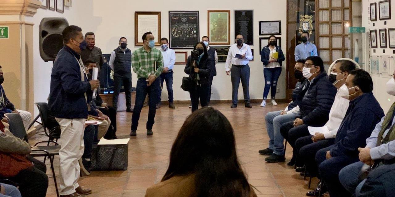 Inicia mesa de diálogo entre sindicato 3 de Marzo y autoridades | El Imparcial de Oaxaca
