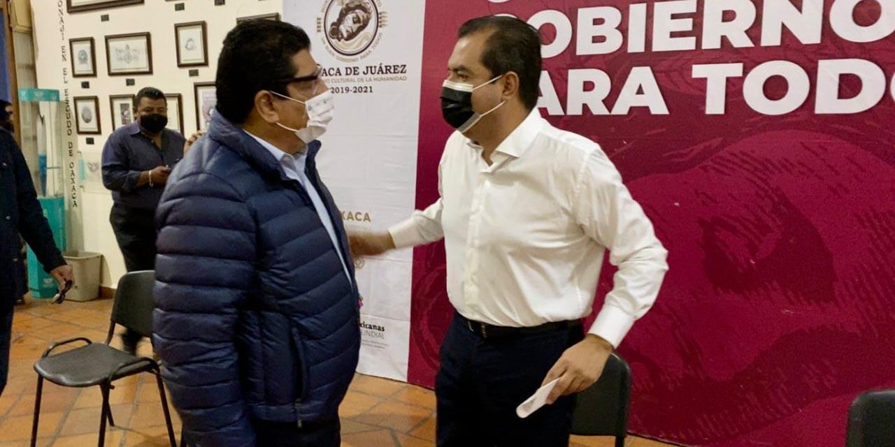 Se reúnen autoridades y Sindicato Independiente 3 de Marzo; bloqueos se mantienen en receso | El Imparcial de Oaxaca