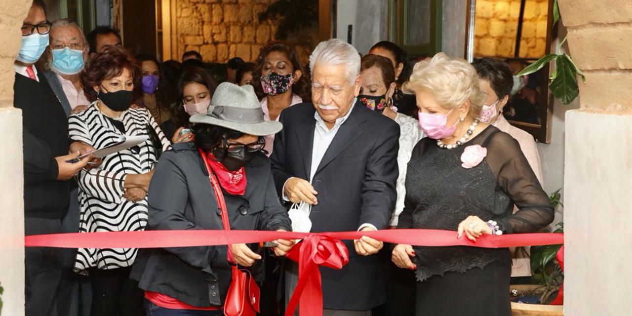 Inauguran exposición de arte a beneficio de Grupo Reto | El Imparcial de Oaxaca