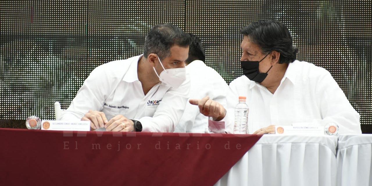 Pide Gómez Urrutia oportunidad para participar en obras | El Imparcial de Oaxaca
