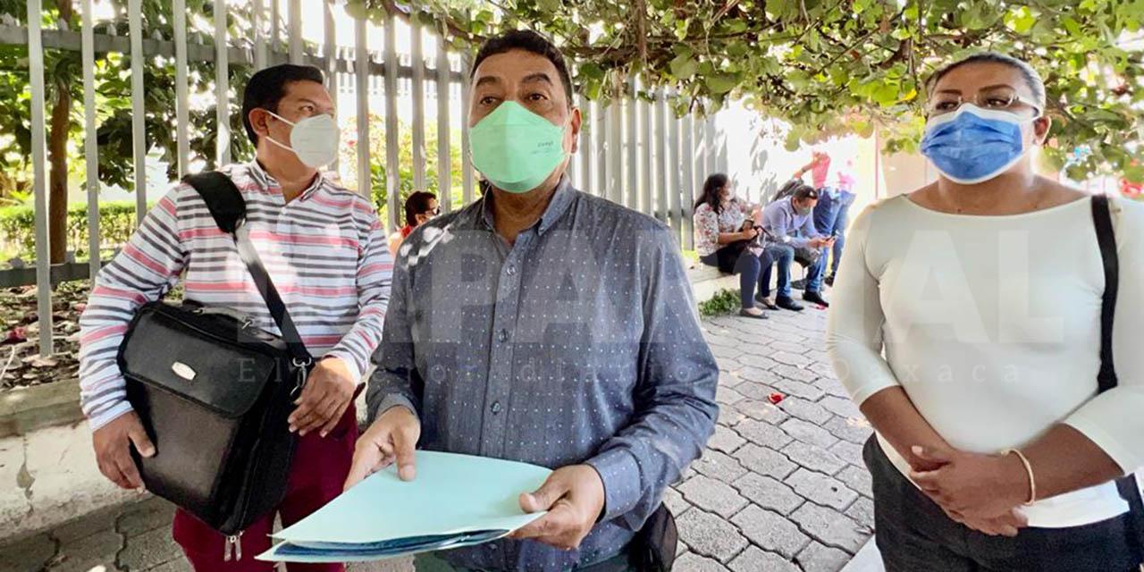 Acusan a ex rector de desestabilizar al STEUABJO | El Imparcial de Oaxaca