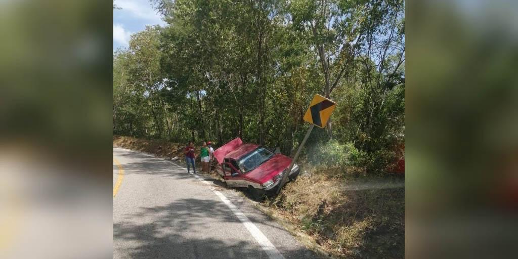Cóctel de accidentes en Huatulco | El Imparcial de Oaxaca