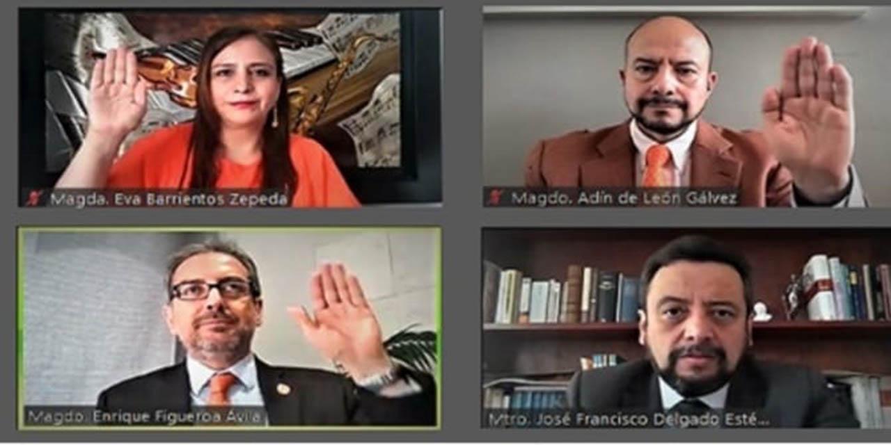 Sala Xalapa confirma asignaciones de diputaciones plurinominales en Oaxaca   El Imparcial de Oaxaca