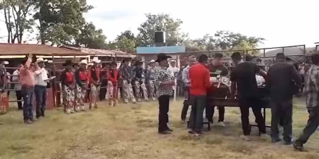 Muere jinete oaxaqueño en San Diego California   El Imparcial de Oaxaca