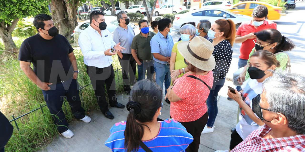 Vecinos de la colonia Reforma exigen socializar el proyecto de la BiciRuta   El Imparcial de Oaxaca