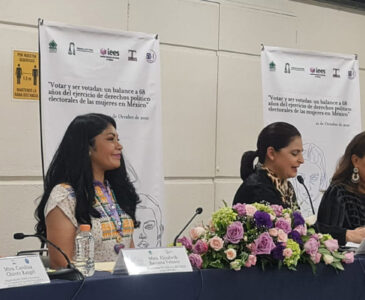 Hubo retroceso a la participación de las mujeres en elecciones municipales, dice magistrada del TEPJF