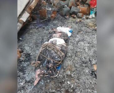 Se confirma el hallazgo de un cuerpo dentro de las instalaciones de La bodega  de Sayer, ve el vídeo aquí