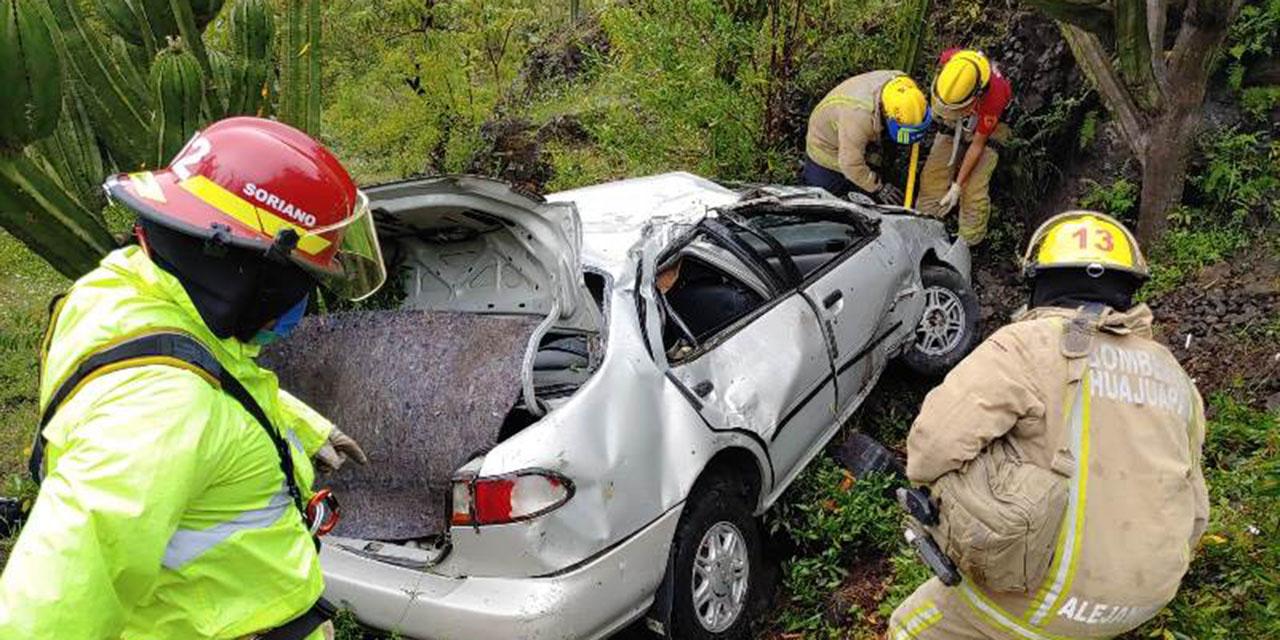 Identifican a víctima muerta en volcadura en carretera de Huajuapan   El Imparcial de Oaxaca