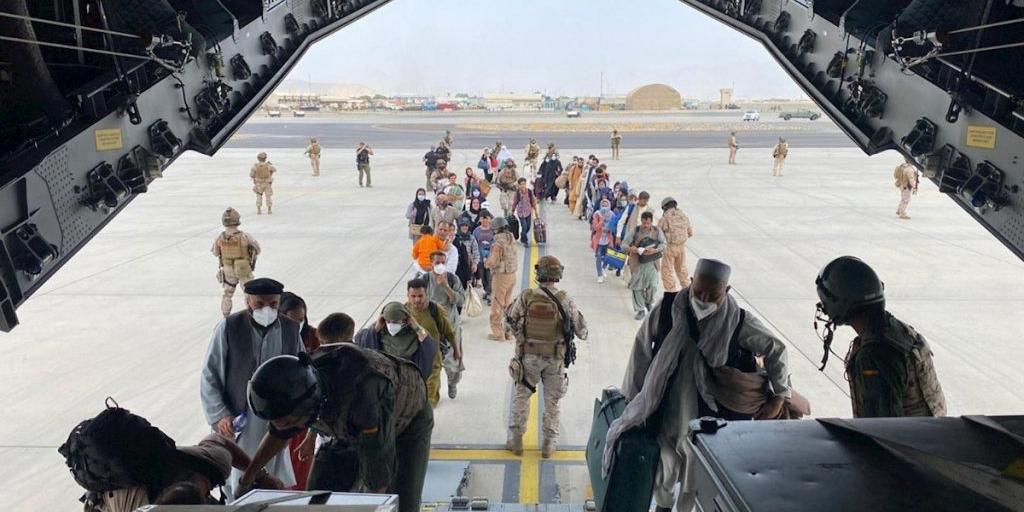México ha otorgado protección a mil 694 afganos tras el retorno al poder del Talibán   El Imparcial de Oaxaca