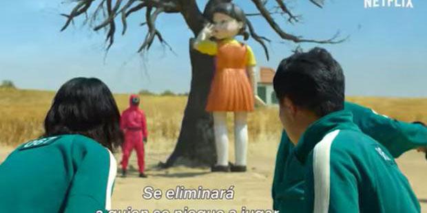 Niños recrean prueba de El juego del calamar en una escuela de Bélgica   El Imparcial de Oaxaca
