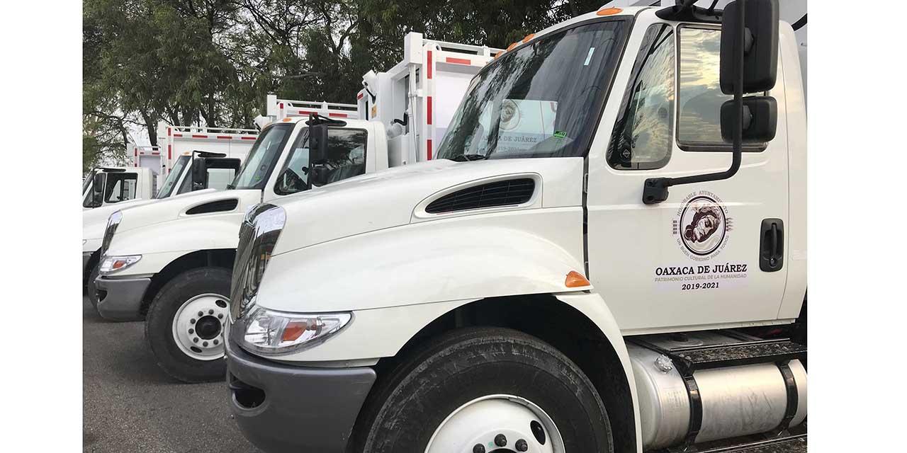 Cuesta a municpio 7.5 mdp reparar camiones sin gasolina   El Imparcial de Oaxaca