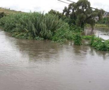 Alerta Conagua por aumento de nivel del río Chicapa