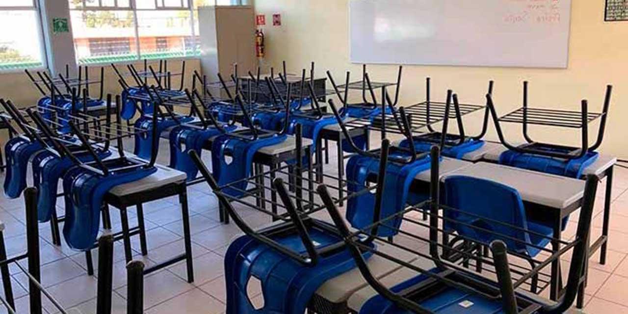 Hasta 2022 regreso a clases presenciales: IEEPO | El Imparcial de Oaxaca