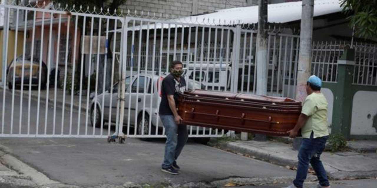 Oaxaca reporta 674 casos activos de Covid-19 | El Imparcial de Oaxaca