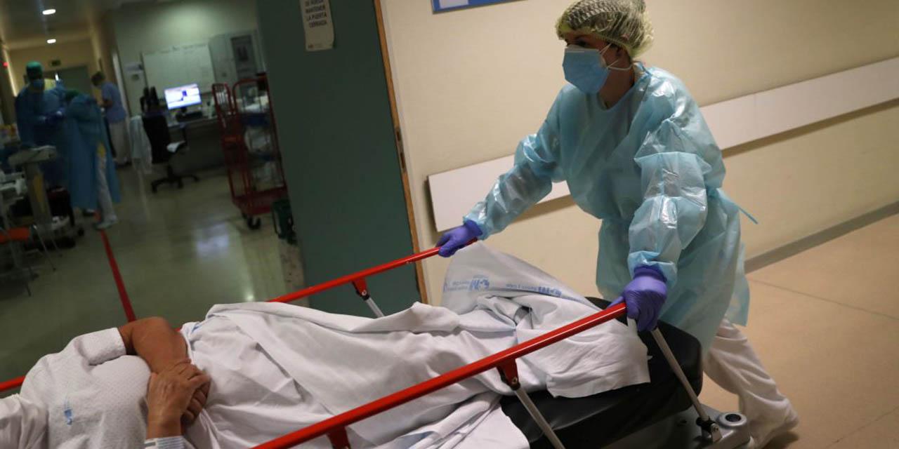 Pasillos de hospitales tendrían una mayor concentración de covid-19 que en habitaciones de pacientes | El Imparcial de Oaxaca