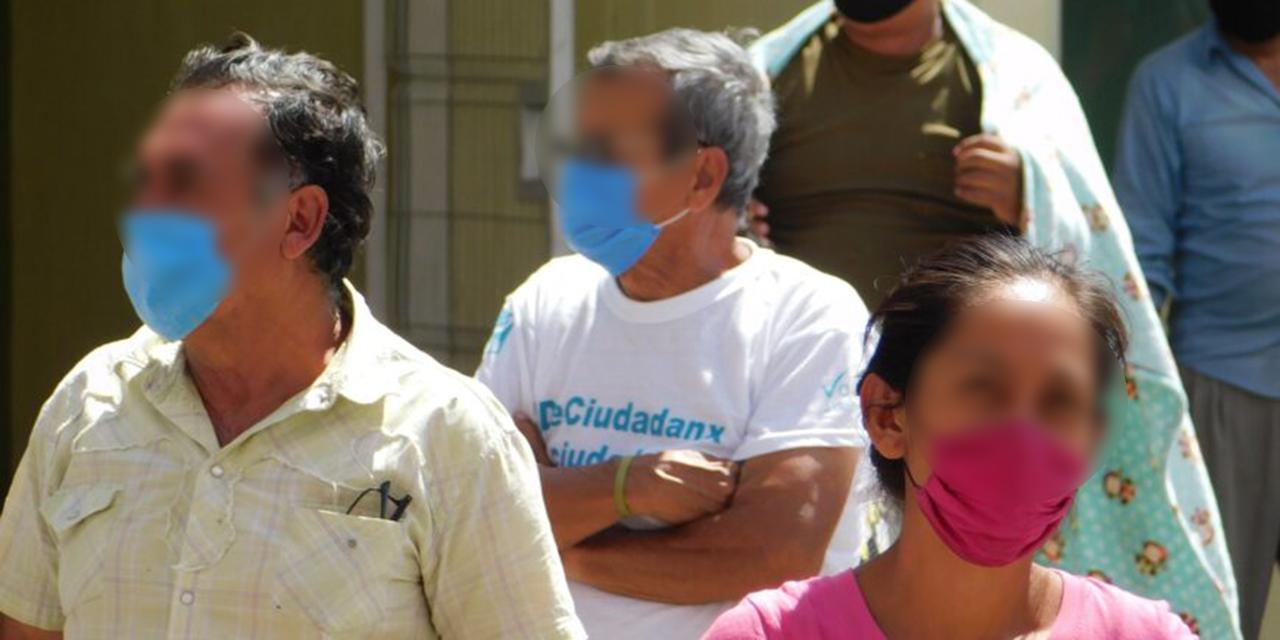 Pese a pasar a semáforo verde Oaxaca sigue registrando un gran número de casos covid | El Imparcial de Oaxaca
