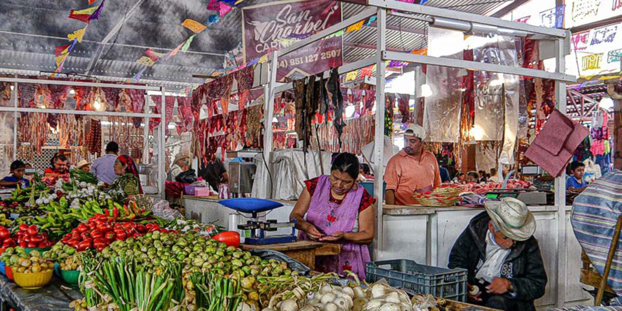 La inflación enfrenta a factores que limitarán la baja de los precios, advierte Banxico   El Imparcial de Oaxaca