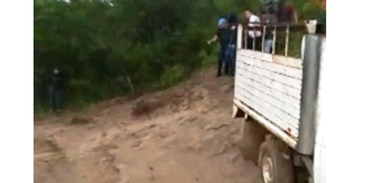 ¡Hallan sin vida a un hombre!   El Imparcial de Oaxaca