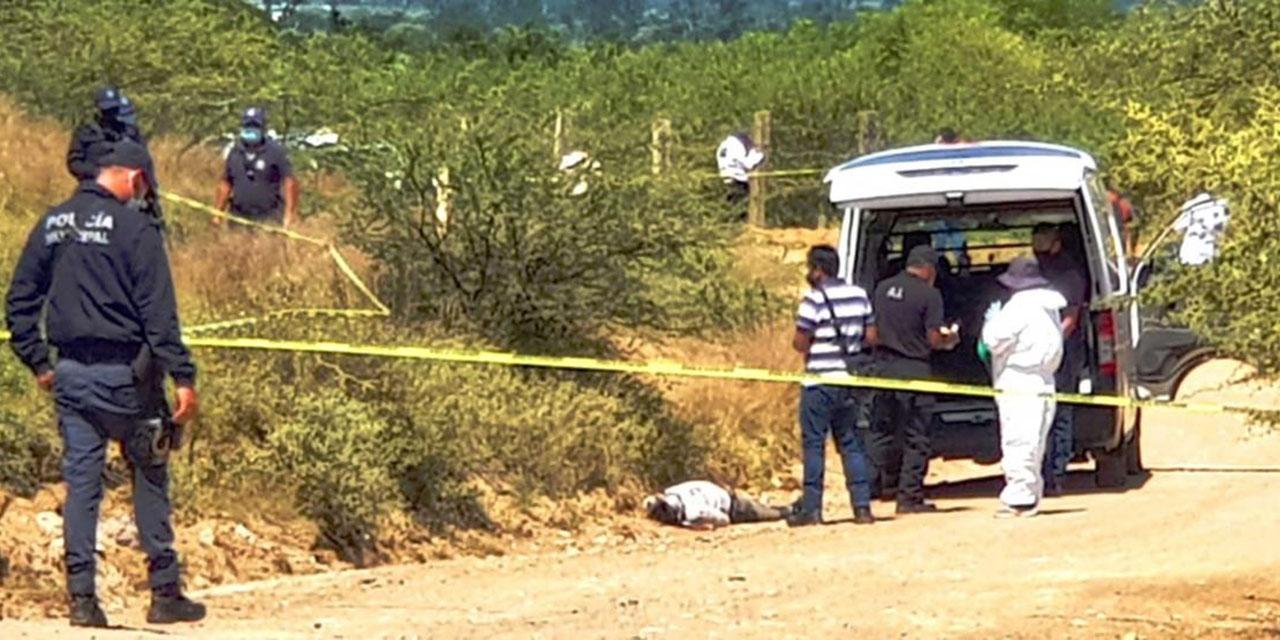 Desaparece hermano de hombre ejecutado en Ocotlán de Morelos | El Imparcial de Oaxaca