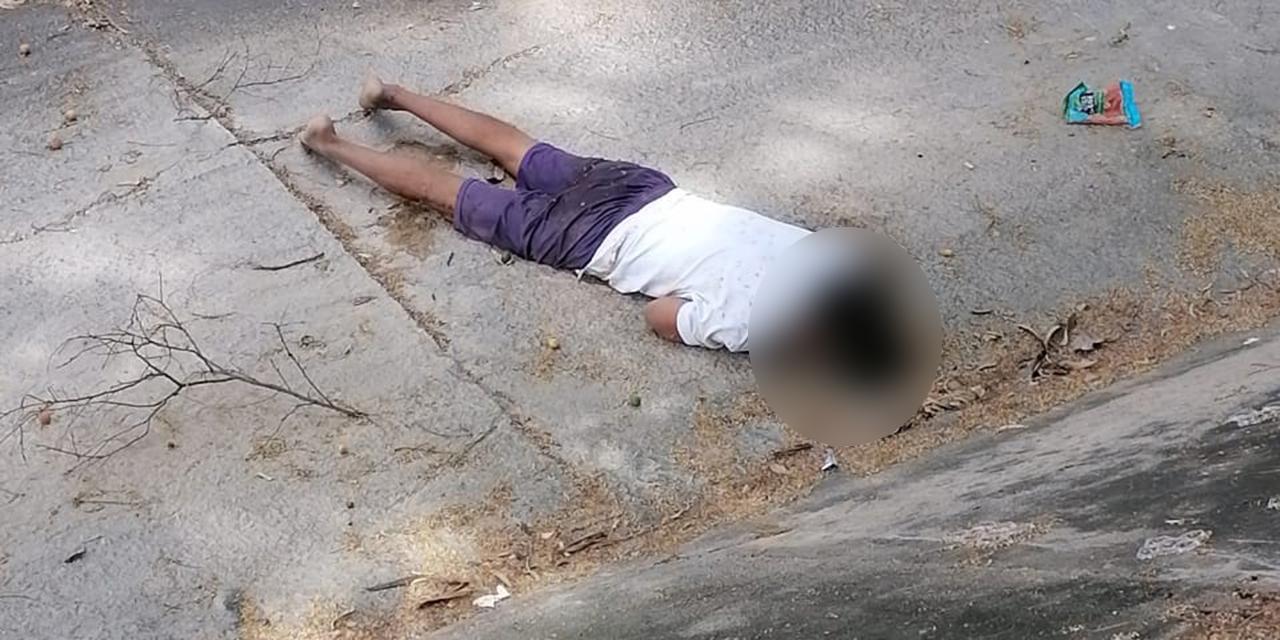Muere indigente en Bahías de Huatulco | El Imparcial de Oaxaca