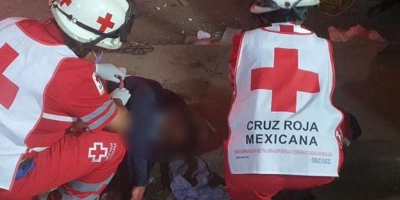 Investigan sangriento asalto en la Central   El Imparcial de Oaxaca