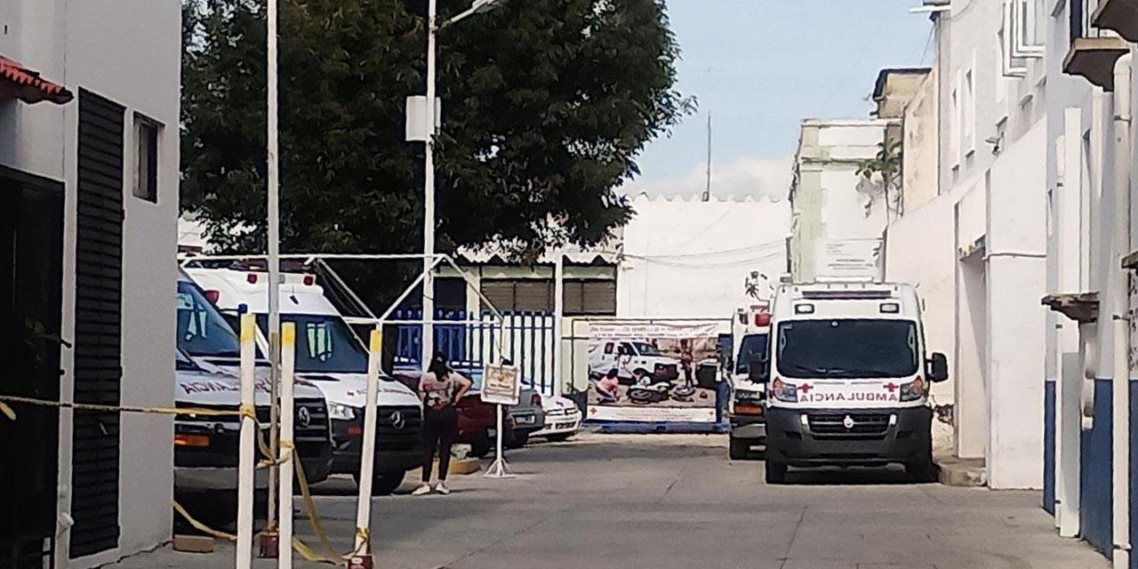 Lo golpean salvajemente en la Central de Abasto y muere en la Cruz Roja   El Imparcial de Oaxaca