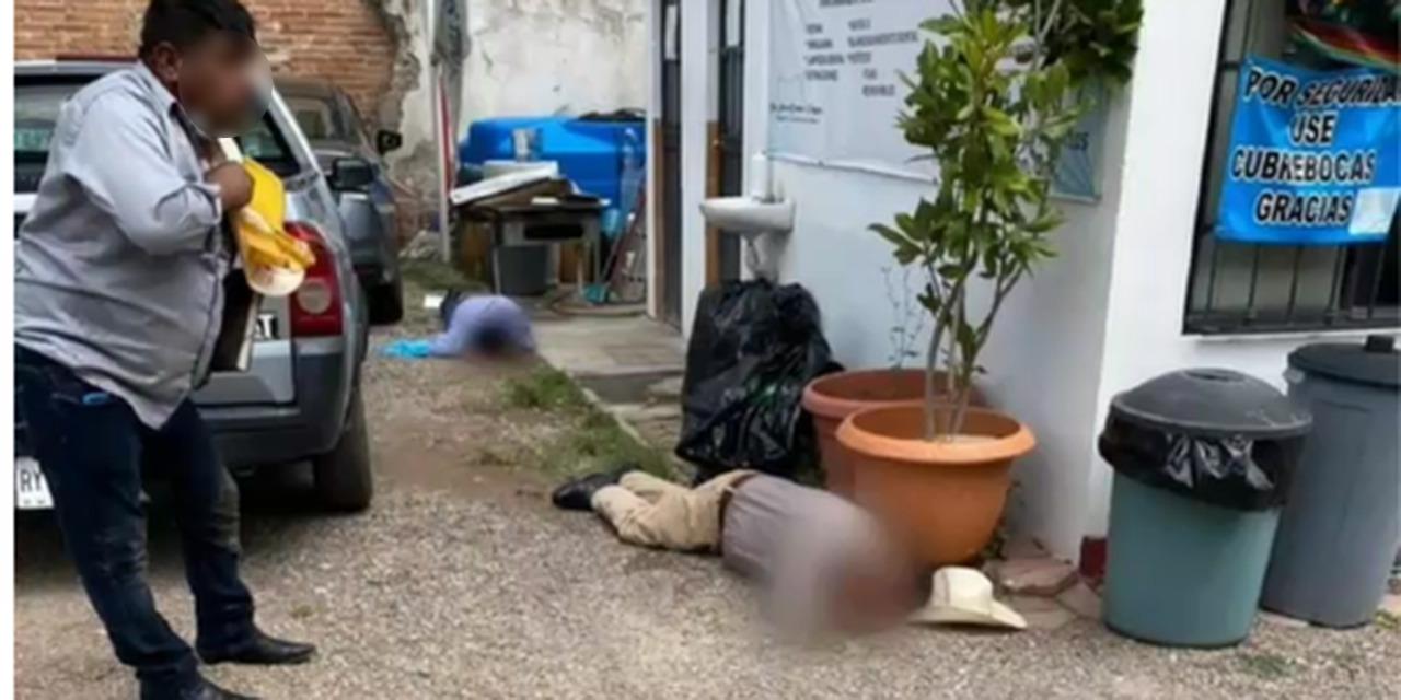 Asesinan en atraco a tesorero municipal de San Martín Peras   El Imparcial de Oaxaca