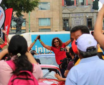 Mujer histórica: Disfruta Taruffi La Panamericana