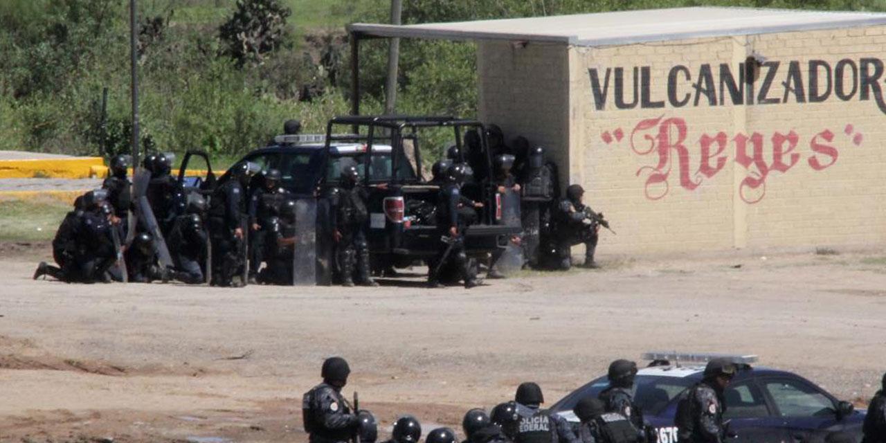 Vinculan a proceso a ex mando policial por hechos violentos en Nochixtlán | El Imparcial de Oaxaca