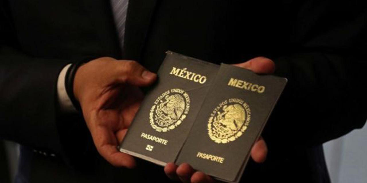 SRE emite primer pasaporte electrónico | El Imparcial de Oaxaca