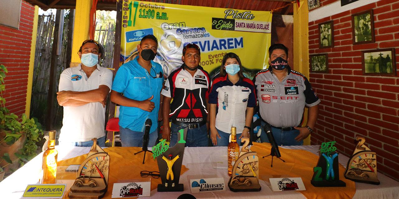 Anuncian la 3era Fecha del Off Road | El Imparcial de Oaxaca