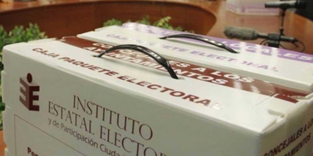 En recta final, elección de presidenta del OPLE | El Imparcial de Oaxaca