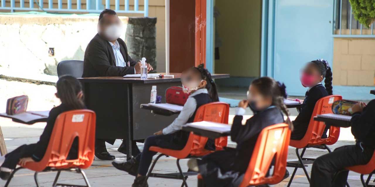 Alistan clases presenciales más escuelas de Oaxaca   El Imparcial de Oaxaca