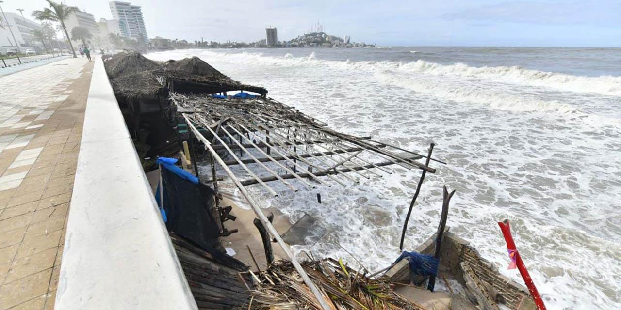 'Pamela' deja inundaciones y desastres en varias colonias de Mazatlán, Sinaloa | El Imparcial de Oaxaca