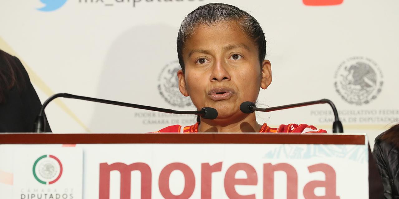 Irma Juan Carlos, diputada federal chinanteca, levanta la mano por la gubernatura | El Imparcial de Oaxaca