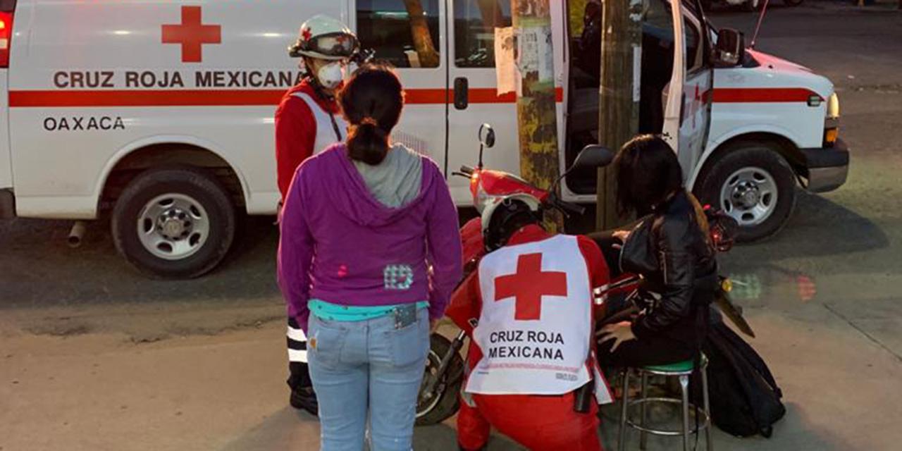 Atropellada por camión urbano en Cinco Señores | El Imparcial de Oaxaca