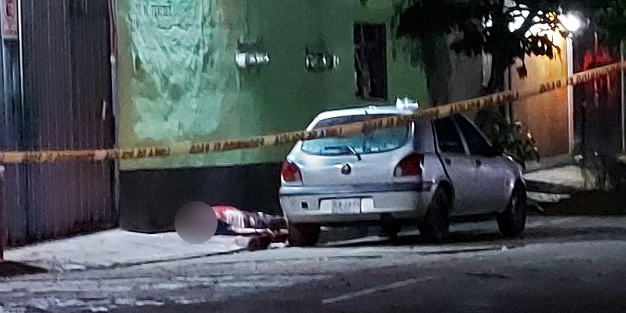 Indagan el caso de hombre degollado en Santa Lucía del Camino | El Imparcial de Oaxaca