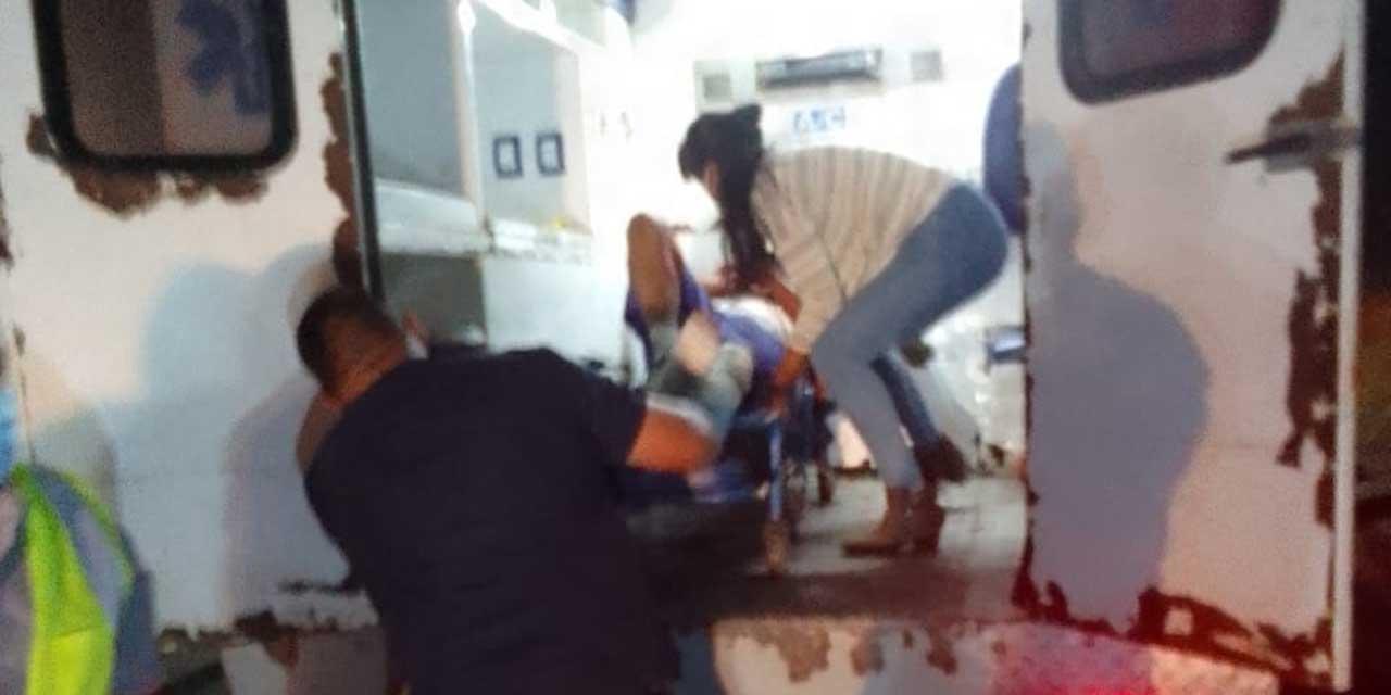 De milagro salva su pie cercenado tras accidente en Etla | El Imparcial de Oaxaca