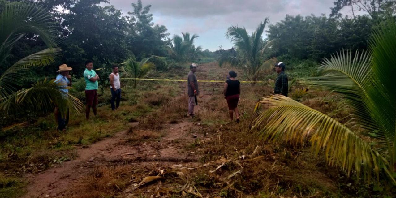 Lo matan a machetazos en Pochutla   El Imparcial de Oaxaca