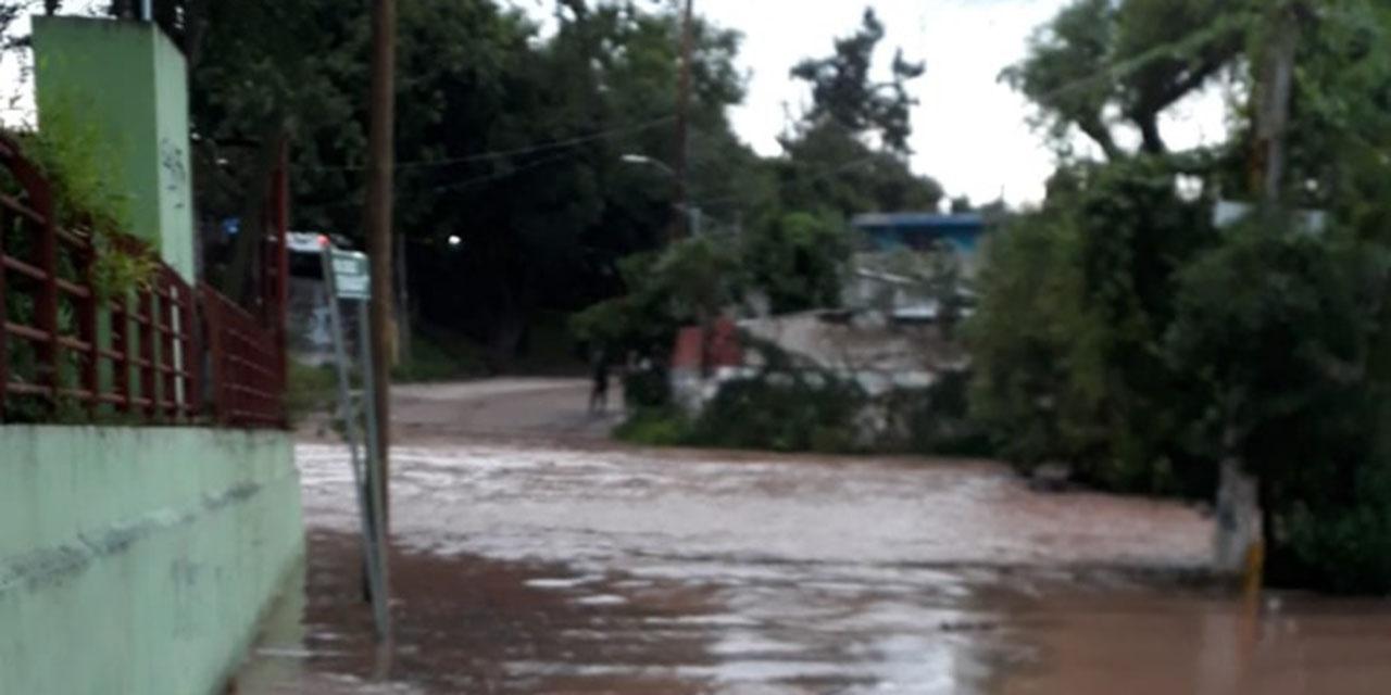 Lluvias dejan inundaciones en Huajuapan   El Imparcial de Oaxaca