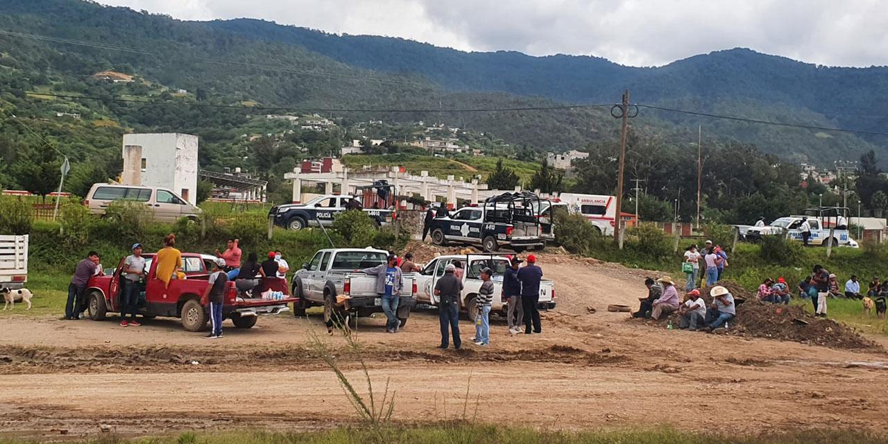 Tremendo zafarrancho en Juxtlahuaca | El Imparcial de Oaxaca