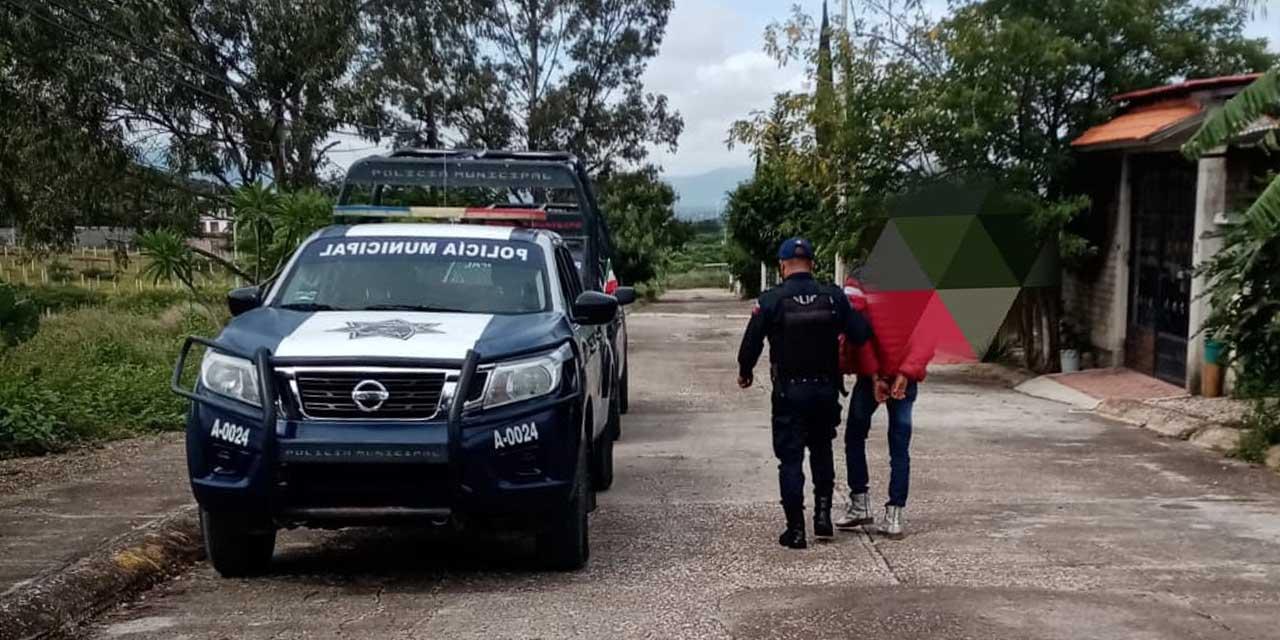 Los cachan en  una casa ajena en Ciudad Yagul   El Imparcial de Oaxaca