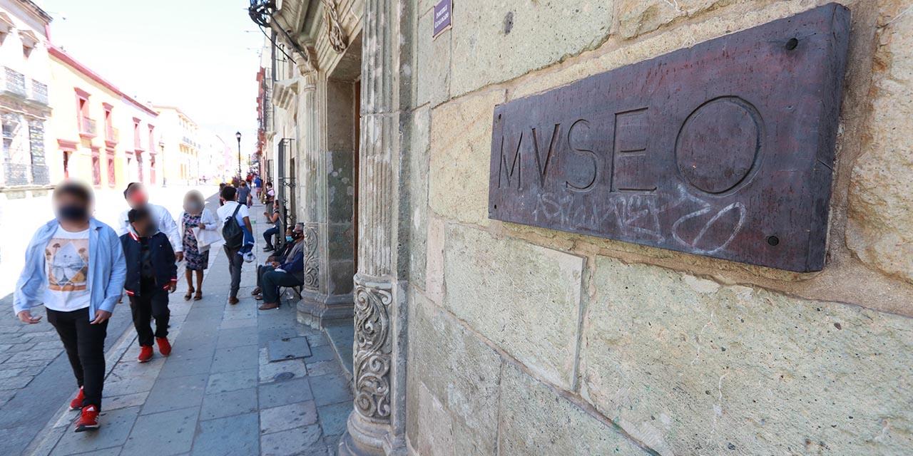 Detectan anomalías en Administración del MACO   El Imparcial de Oaxaca