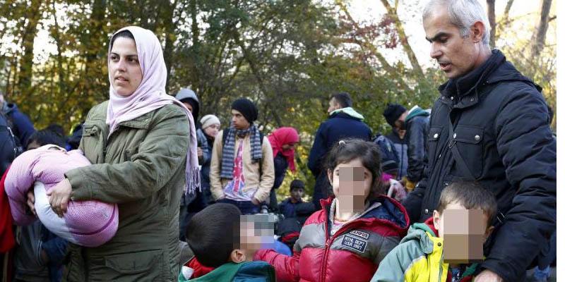 Alemania detiene a cientos de migrantes en la frontera con Polonia   El Imparcial de Oaxaca