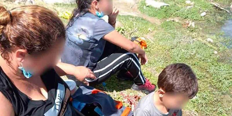 Rescatan a tres  personas de origen nicaragüense a punto de ahogarse en el Río Bravo   El Imparcial de Oaxaca