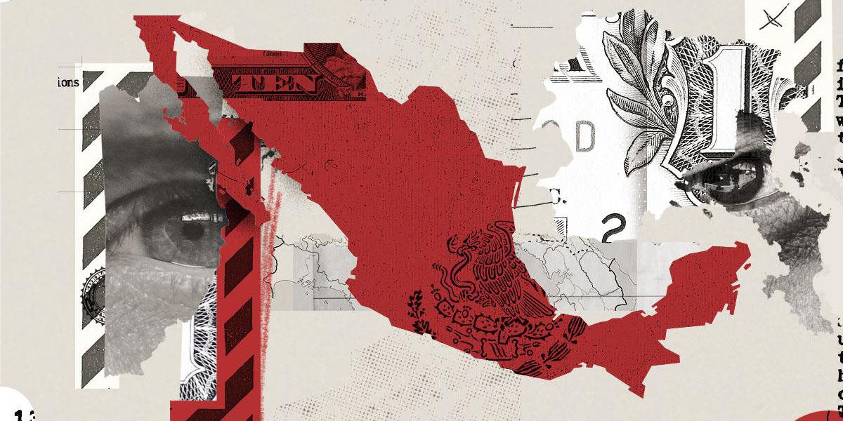Pandora Papers crea un mapa marcando la residencia de los mexicanos con offshores   El Imparcial de Oaxaca
