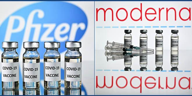 Moderna vs Pfizer: cuál de las dos vacunas parece ser mejor contra el covid-19 | El Imparcial de Oaxaca