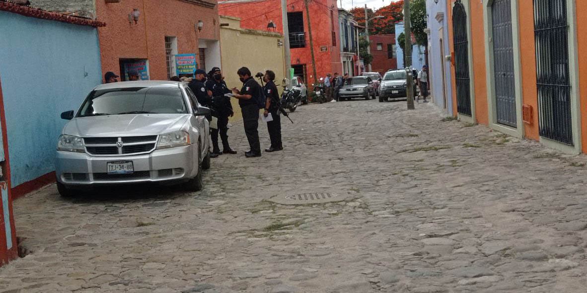 Empleado de gasolinera San Pablo es asaltado cuando iba a depositar al banco   El Imparcial de Oaxaca